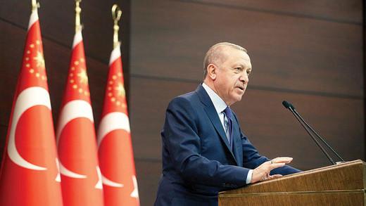 Erdogan julkisti 100 miljardin Turkin liiran (n. 14 mrd. euroa) tukipaketin